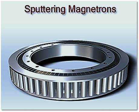 Sputtering Magnetrons for Semiconductor Equipment